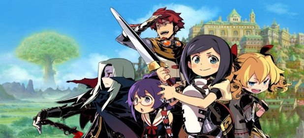 Etrian Odyssey 4: Legends of the Titan (Rollenspiel) von NIS America / Flashpoint
