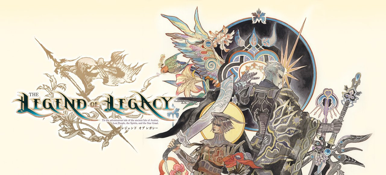 The Legend of Legacy (Rollenspiel) von NIS America / Flashpoint