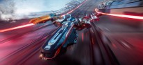 Antigraviator: Angekündigt: Arcade-Racer frei nach WipEout; frühe Demo verfügbar