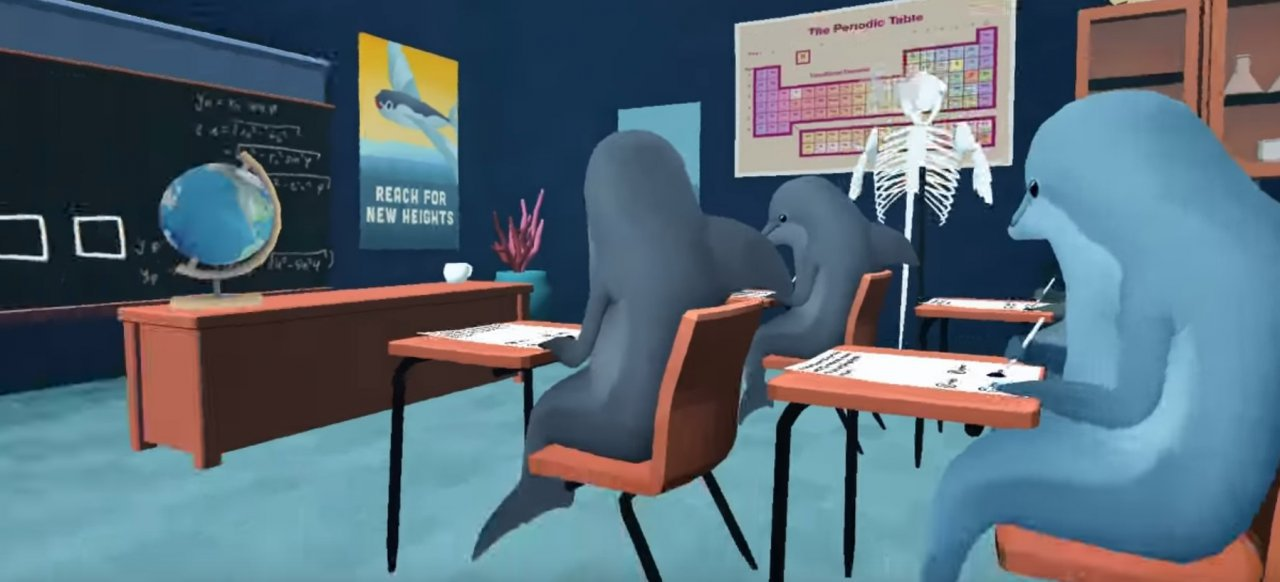 Classroom Aquatic (Adventure) von