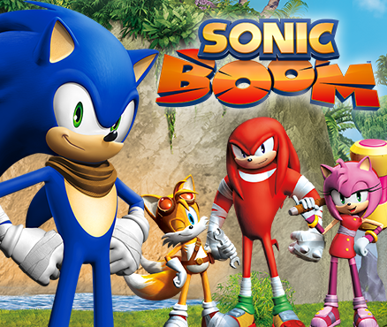 Alle Infos zu Sonic Boom: Lyrics Aufstieg (3DS)