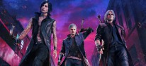 Devil May Cry 5: V und seine dämonischen Begleiter im Trailer