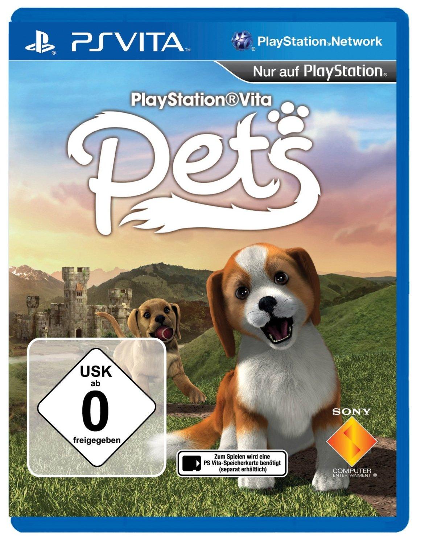 Alle Infos zu PlayStation Vita Pets (PS_Vita)