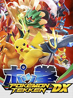 Alle Infos zu Pokémon Tekken DX (Switch)