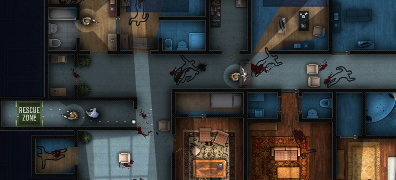 Door Kickers (Strategie) von Killhouse Games