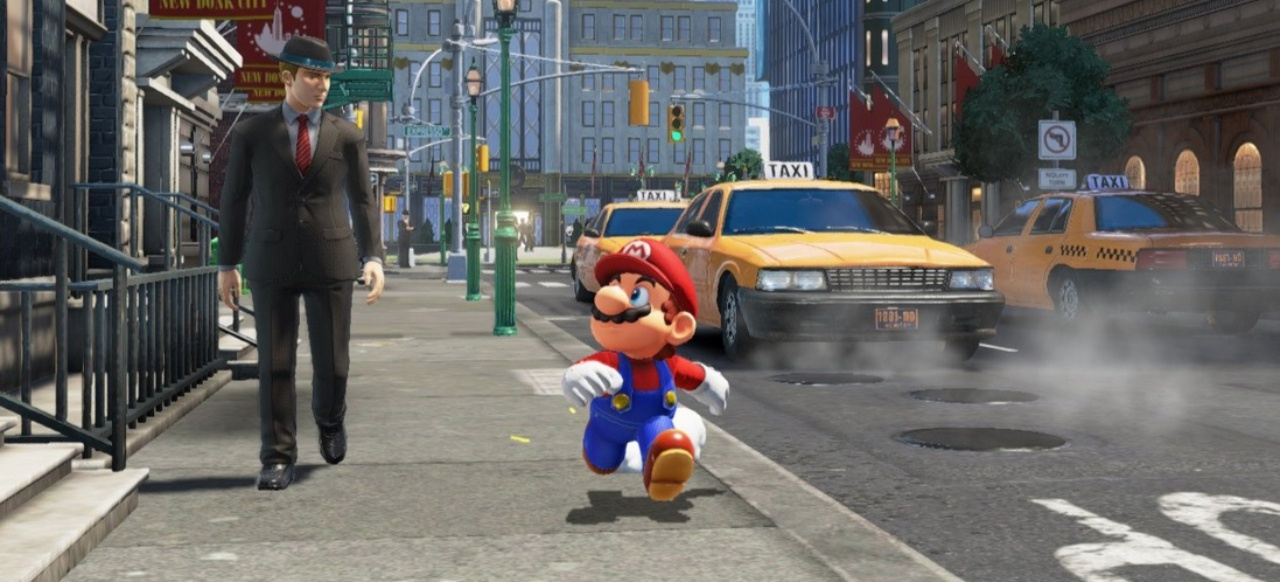 Super Mario Odyssey (Geschicklichkeit) von Nintendo