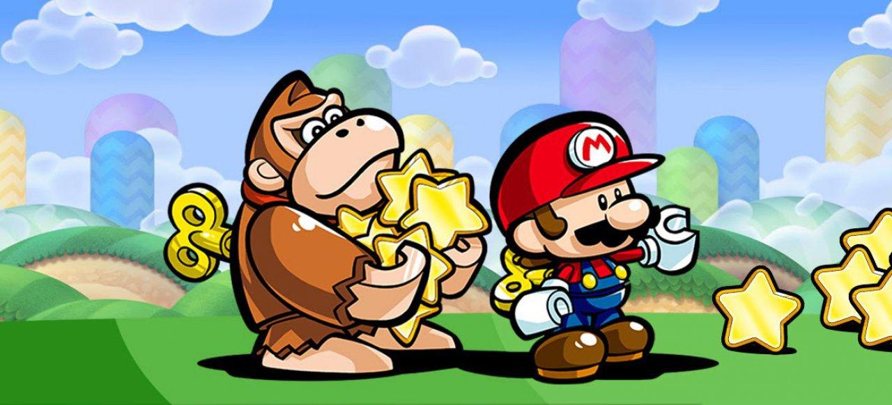 Mario vs. Donkey Kong: Tipping Stars (Geschicklichkeit) von Nintendo