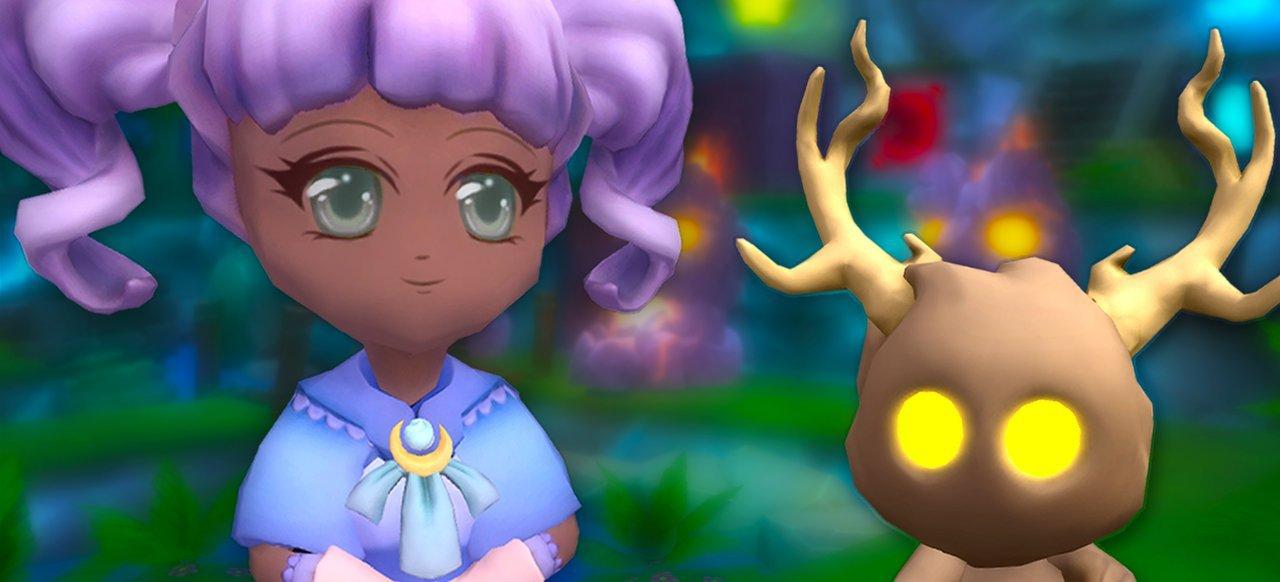 Luna and the Moonling (Adventure) von Greyborn Studios