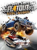 Alle Infos zu FlatOut 4: Total Insanity (PlayStation4)