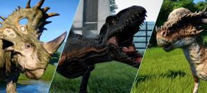 Erweiterung mit Dino-Kreuzungen