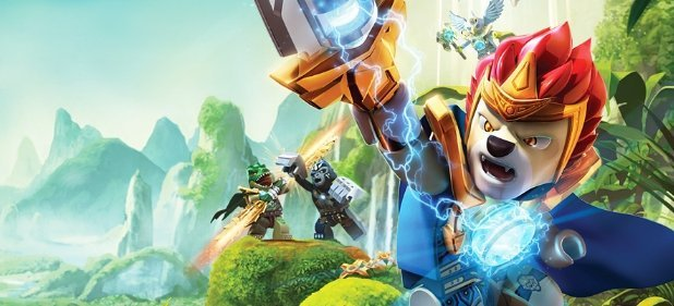 Lego Legends of Chima: Laval's Journey (Action) von Warner Bros. Games