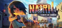 NAIRI: Tower of Shirin: 2D-Adventure für PC und Switch im Anmarsch