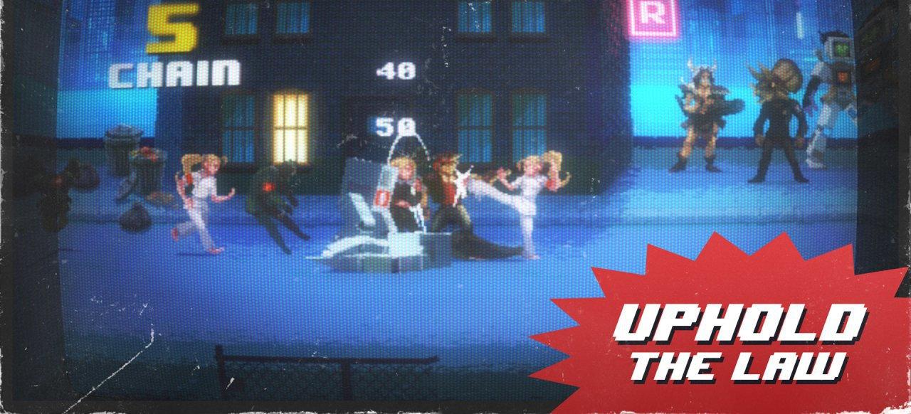 Kung Fury: Street Rage (Action) von Hello There / Laser Unicorns
