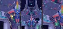 Pinball Invaders: Space Warfare: Realistisches Flippern mit Upgrades und Bosskämpfen