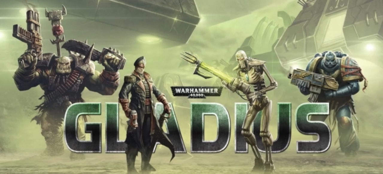 Warhammer 40.000: Gladius - Relics of War (Strategie) von Slitherine Ltd.