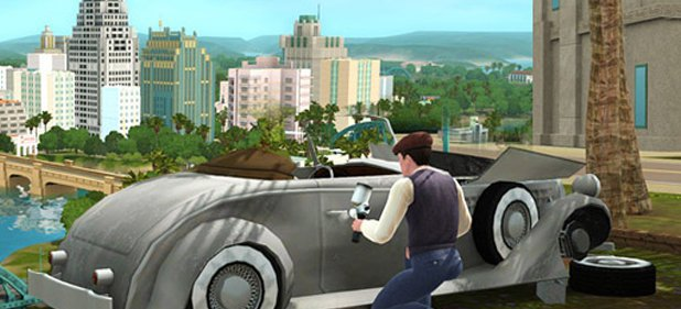 Die Sims 3 Roaring Heights (Simulation) von Electronic Arts