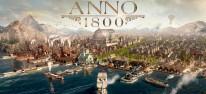 Anno 1800: Bedürfnisse, Bevölkerungsstufen und unterschiedliche Arbeitskraft