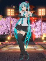 Alle Infos zu Hatsune Miku VR (HTCVive,OculusRift,VirtualReality)
