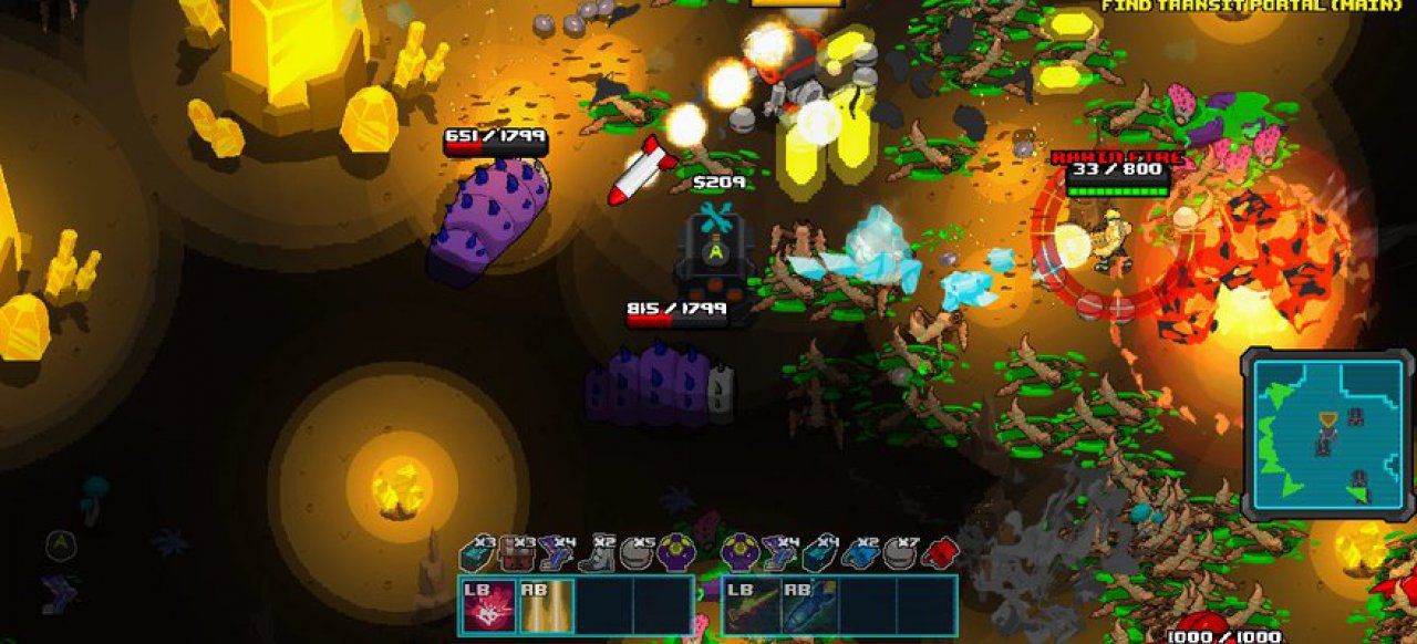 Rogue Continuum (Action) von Surprise Attack Games