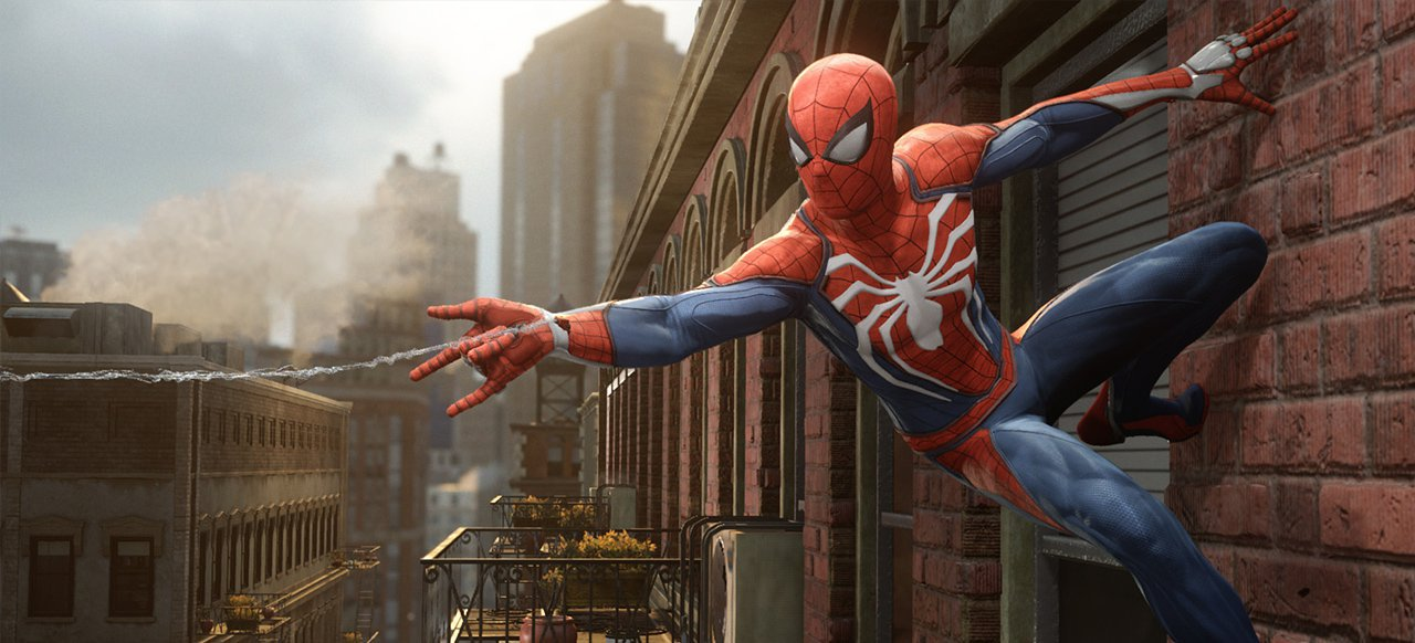 Spider-Man (PS4) (Action) von Sony Computer Entertainment