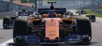 F1 2018: Video über die Fahrzeug-Simulation der F1-Rennwagen
