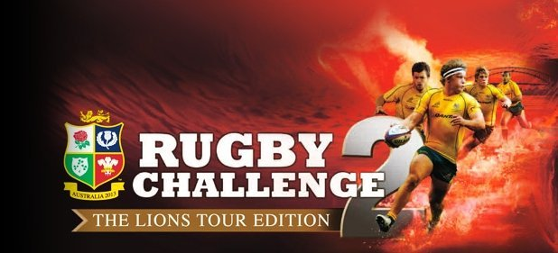 Rugby Challenge 2 - The Lions Tour Edition (Sport) von Alternative Software