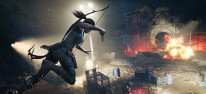 Shadow of the Tomb Raider:  Launch-Trailer zum Verkaufsstart