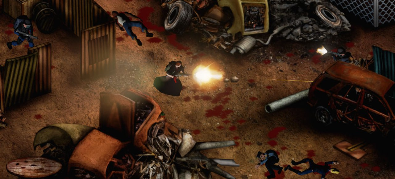 Postal Redux (Shooter) von Running With Scissors