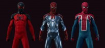 Marvel's Spider-Man: Die Stadt, die niemals schläft: Termin von DLC #1: Der Raubüberfall