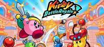 Kirby Battle Royale: Bunte Prügelaction erscheint heute für 2DS und 3DS