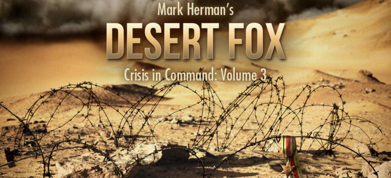 Desert Fox: The Battle of El Alamein (Strategie) von Shenandoah Studios