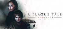 A Plague Tale: Innocence: Das düstere Abenteuer rund um zwei Waisenkinder, Pest und Ratten erscheint Mitte Mai