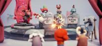 Frantics: PS4-exklusive Partyspiel-Sammlung für PlayLink-Nutzer veröffentlicht