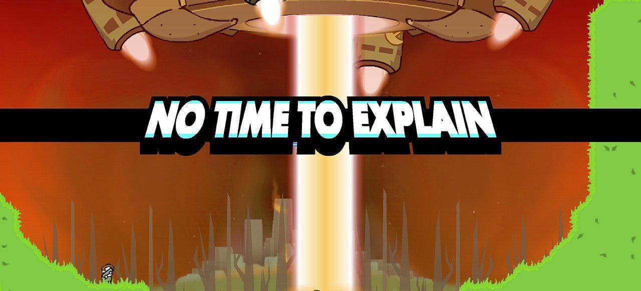 No Time to Explain (Geschicklichkeit) von tinyBuild Games