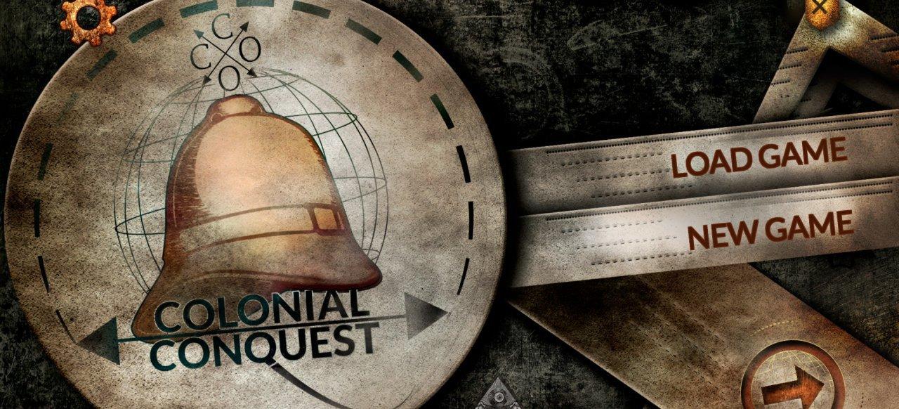 Colonial Conquest (Strategie) von Argonauts Interactive