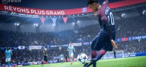 UEFA Champions League und Finale der Alex-Hunter-Story