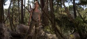 Wie schlägt sich Alicia Vikander als Lara Croft?
