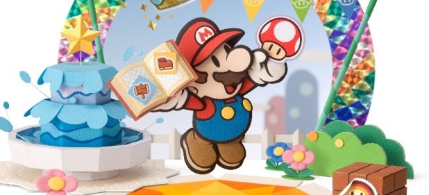 Paper Mario: Sticker Star (Rollenspiel) von Nintendo