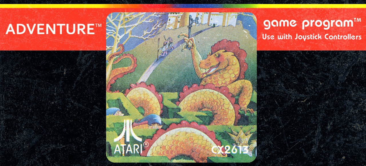 Adventure (Action) von Atari/Sears