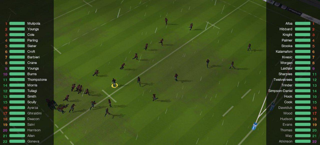 Pro Rugby Manager 2015 (Sport) von 505 Games