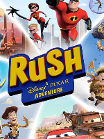 Alle Infos zu Rush: Ein Disney Pixar Abenteuer (PC)