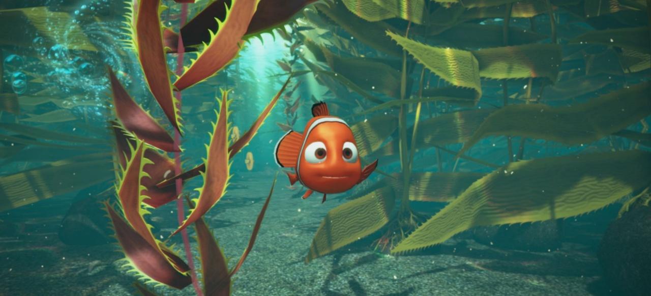Kinect Rush: Ein Disney Pixar Abenteuer (Action) von Microsoft