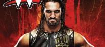 WWE 2K18: Termin steht fest; Seth Rollins auf dem Cover