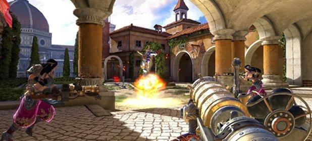 Renaissance Heroes (Shooter) von GameFuse