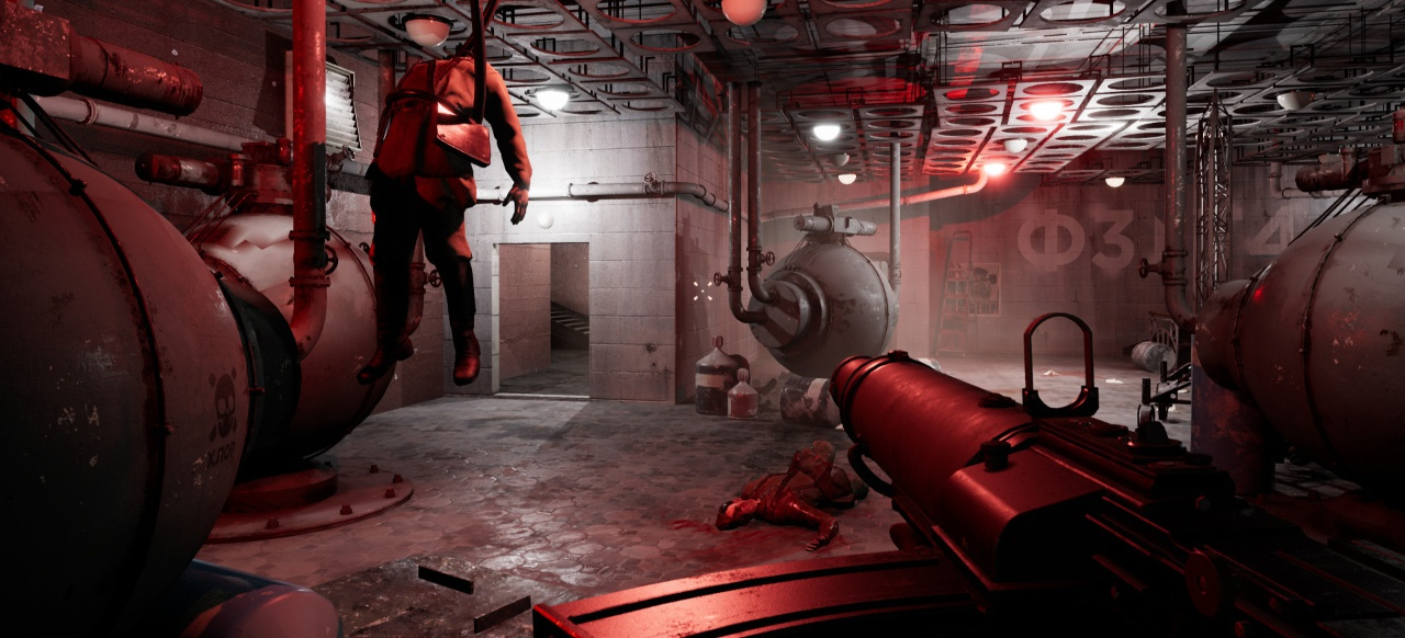 Atomic Heart (Shooter) von Mundfish