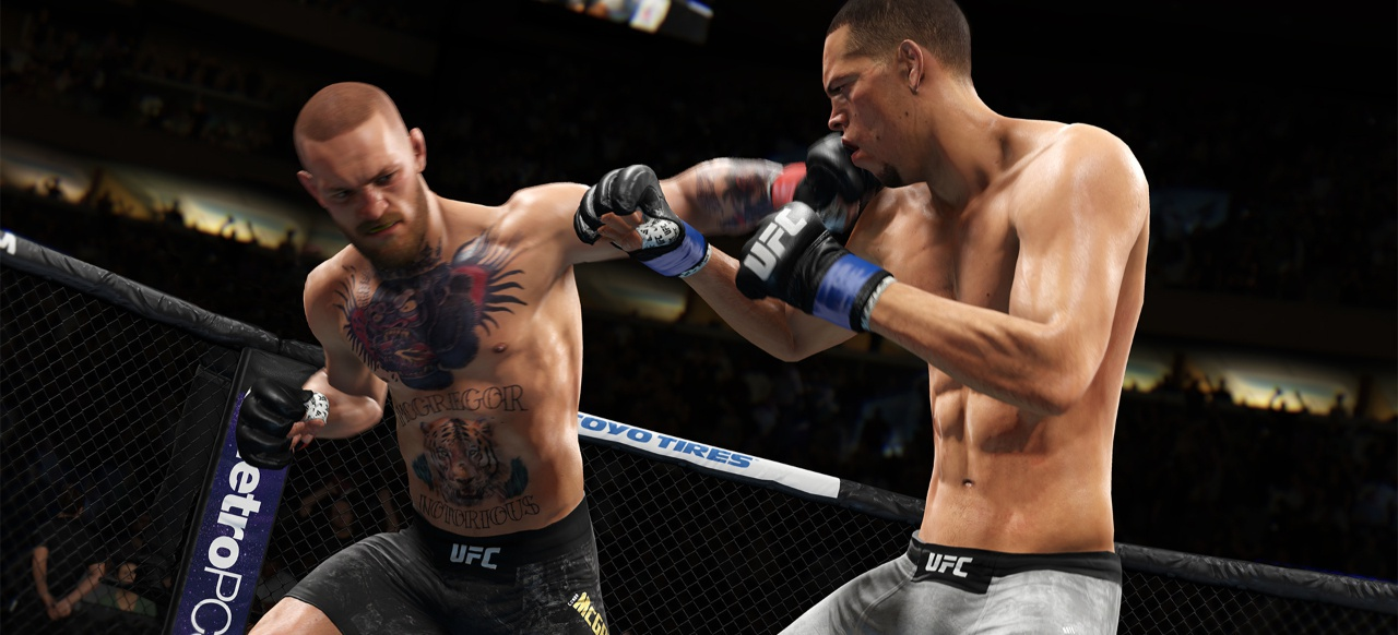 EA Sports UFC 3 (Sport) von Electronic Arts