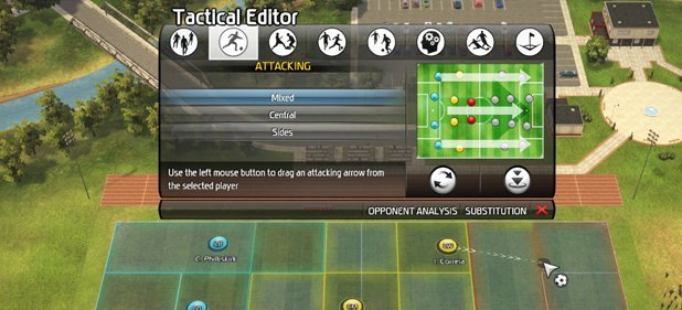 Fußballgott: Lords of Football (Simulation) von Headup Games