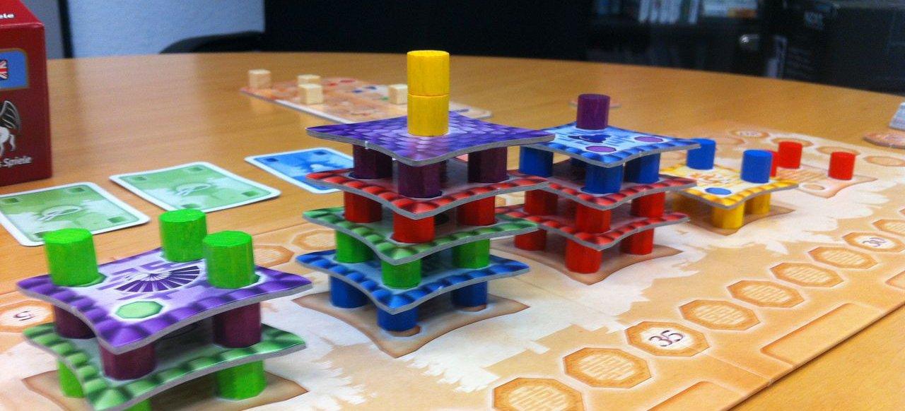 Pagoda (Brettspiel) von Pegasus
