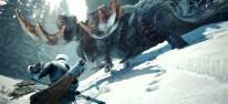 Monster Hunter: World - Iceborne: Große Erweiterung wird im Herbst 2019 erscheinen