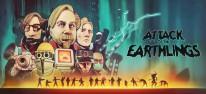 Attack of the Earthlings: Insektoiden gegen Erdlinge: Termin des Runden-Strategiespiels steht fest
